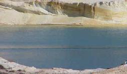 Aktiver Tagebau